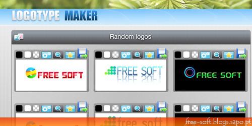 Criar e gerar logos automaticamente