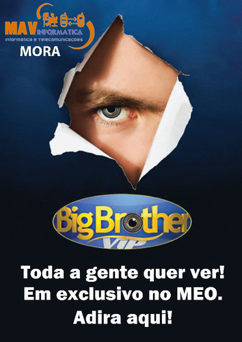 Big Brother VIP - MAV Informática