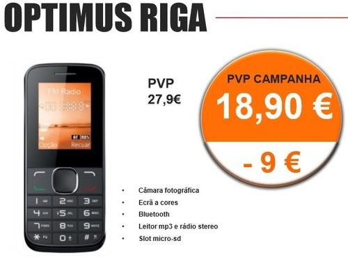 Promoções de Natal em telemóveis | OPTIMUS |
