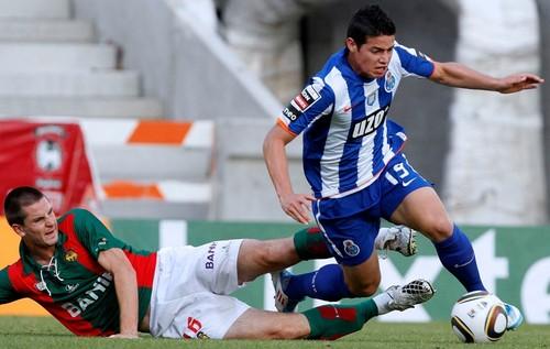 30ª J: Marítimo-Porto 10/11
