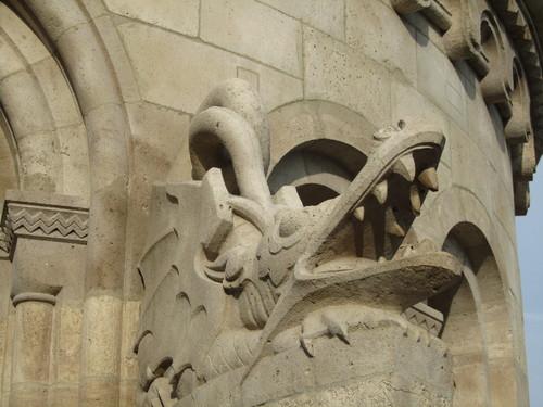 Bastião dos Pesacdores - Budapeste