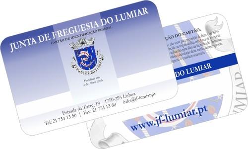 Cartão de Identificção de autarcas eleitos