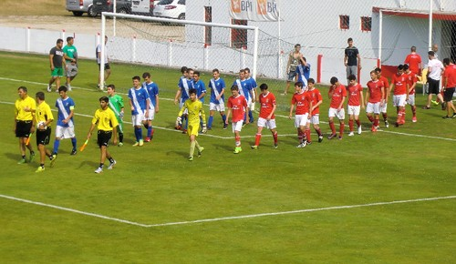 CF Perosinho 2 Esc. Fut. Benfica de Gaia 0