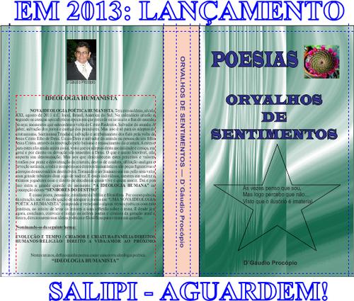 LANÇAMENTO/DGAUDIO/2013