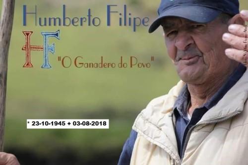 Humberto Filipe RIP 03082018