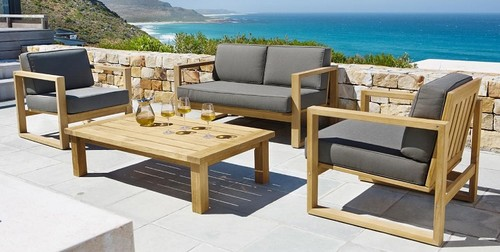 Maisons du monde mobili rio de jardim decora o e ideias - Mobiliario de jardin leroy merlin ...