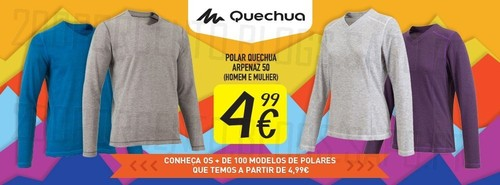 Polares | DECATHLON | Quechua 4,99€