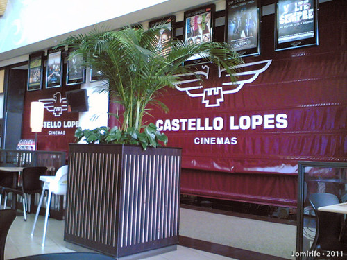 Leiria Shopping - Cinema Castello Lopes