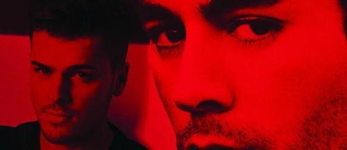 ENRIQUE IGLESIAS  Enrique Iglesias grava com Mickael Carreira o hit deste Verão