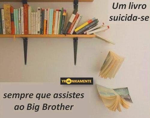 Um livro suicida-se