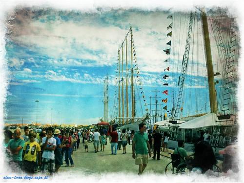 Creoula + Santa Maria Manuela - Aveiro - Portugal @ Sea Festival - Ilhavo PT