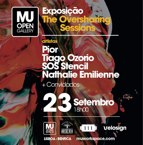 THE OVERSHARING SESSIONS / Mu Open Gallery