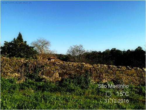 Inverno 2016 - São Martinho da Gandara