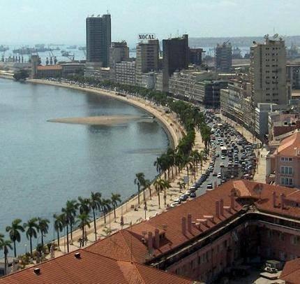 voos baratos Angola - bilhetes de Avião baratos para Luanda