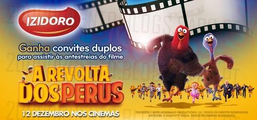 Passatempo | IZIDORO | Ganha convites duplos cinema
