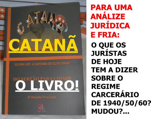 CATANÃ, PARA UMA ANÁLIZE JURÍDICA