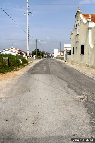 Verride: Entrada Sul (8) - Estrada principal