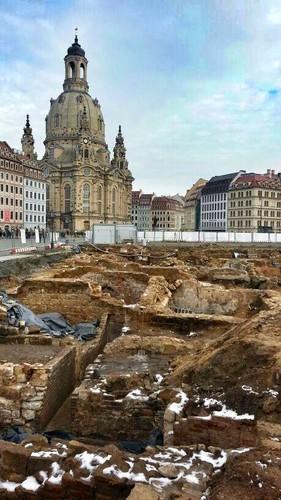 Dresden Frauenkirche ©FW