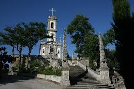 Nossa Senhora do castelo é uma igreja que se sitia em Mangualde