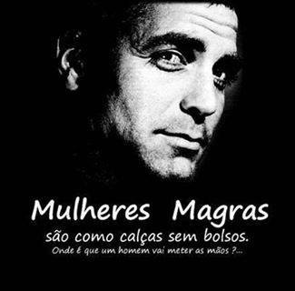 Mulheres magras