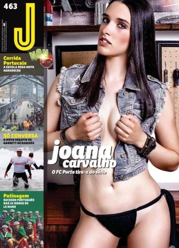 Joana Carvalho capa