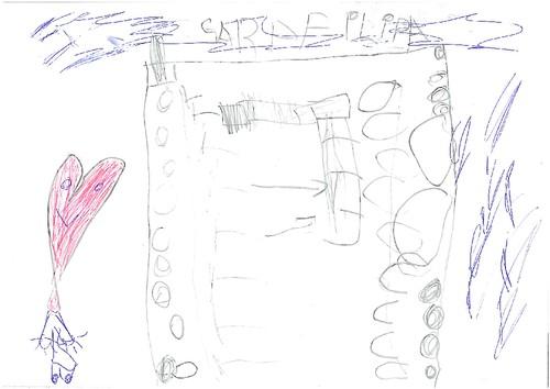 Jardim de Infância de Moinhos - Sara Filipa - 5 anos