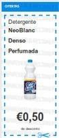Acumulação 25% + Vale | PINGO DOCE | Neoblanc, de 3 a 9 dezembro