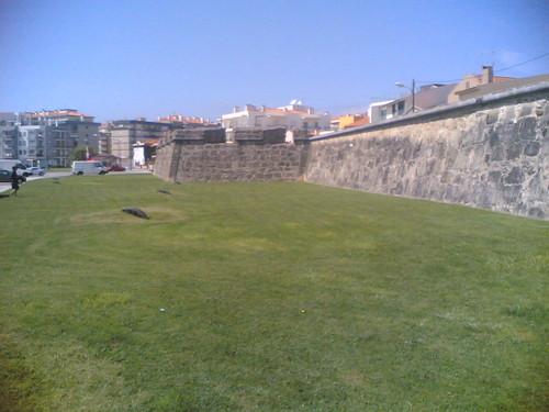 Buarcos: Fortaleza e muralha velha