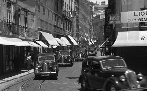 Rua da Palma, Mouraria (E. Portugal, 1950)