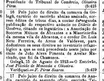 joao alves pimenta de avellar machado dg 25-8-1913