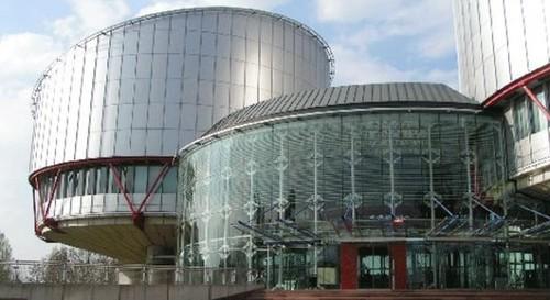 sede do TEDH em Estrasburgo (França)