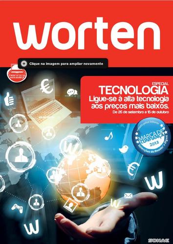 Novo Folheto Worten especial tecnologia