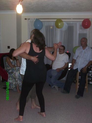 dancando tango