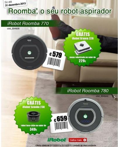 Promoções | STAPLES | Roomba