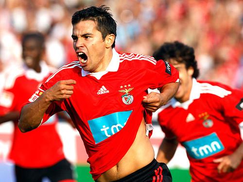 Saviola, Sport Lisboa e Benfica