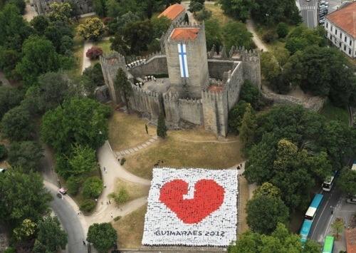 Programação Guimarães 2012 - Capital Europeia da Cultura - Hotel barato em Guimarães