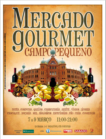 Mercado Gourmet Campo Pequeno