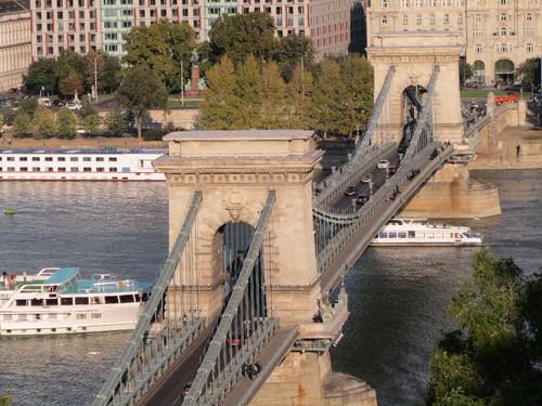 Budapeste: Ponte das Correntes
