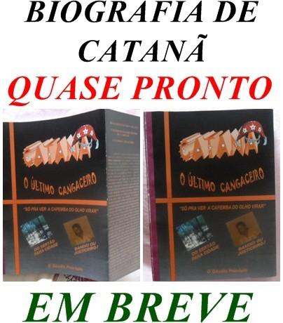 CATANÃ/LIVRO PRONTO/AGUARDANDO PATROCÍNIO