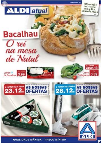 Antevisão Folheto | ALDI | a partir de 23 dezembro