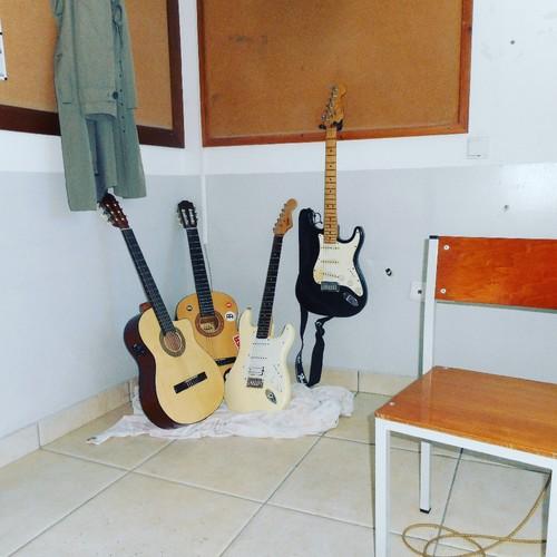 Guitarras de Vasco Moreira Gritali