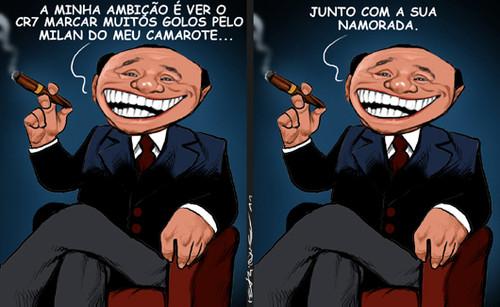 O sonho de Berlusconi