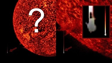 Something Huge Appears Next To the Sun - Helioview
