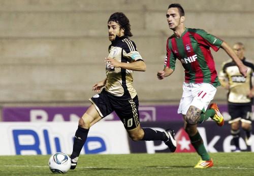 12ªJ: Marítimo-Benfica 11/12