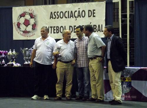 Gala da A.F.Setúbal-Taça de Disciplina para o Charneca de Caparica.Foto:JoaquimfCandeias