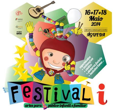 Além de sábado e domingo non-stop, 6ª edição vai começar na sexta à noite. O Festival i, de novo, nos palcos e ruas de Águeda!