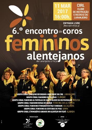 Encontro de Coros Femininos Alentejanos 2017