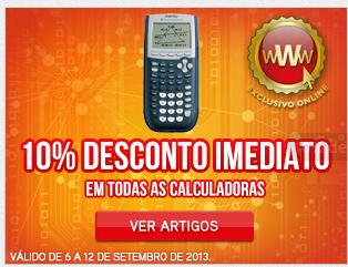 10% Calculadoras