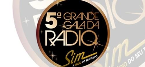 5ª Gala da Radio Sim
