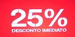 25% de desconto imediato no Continente